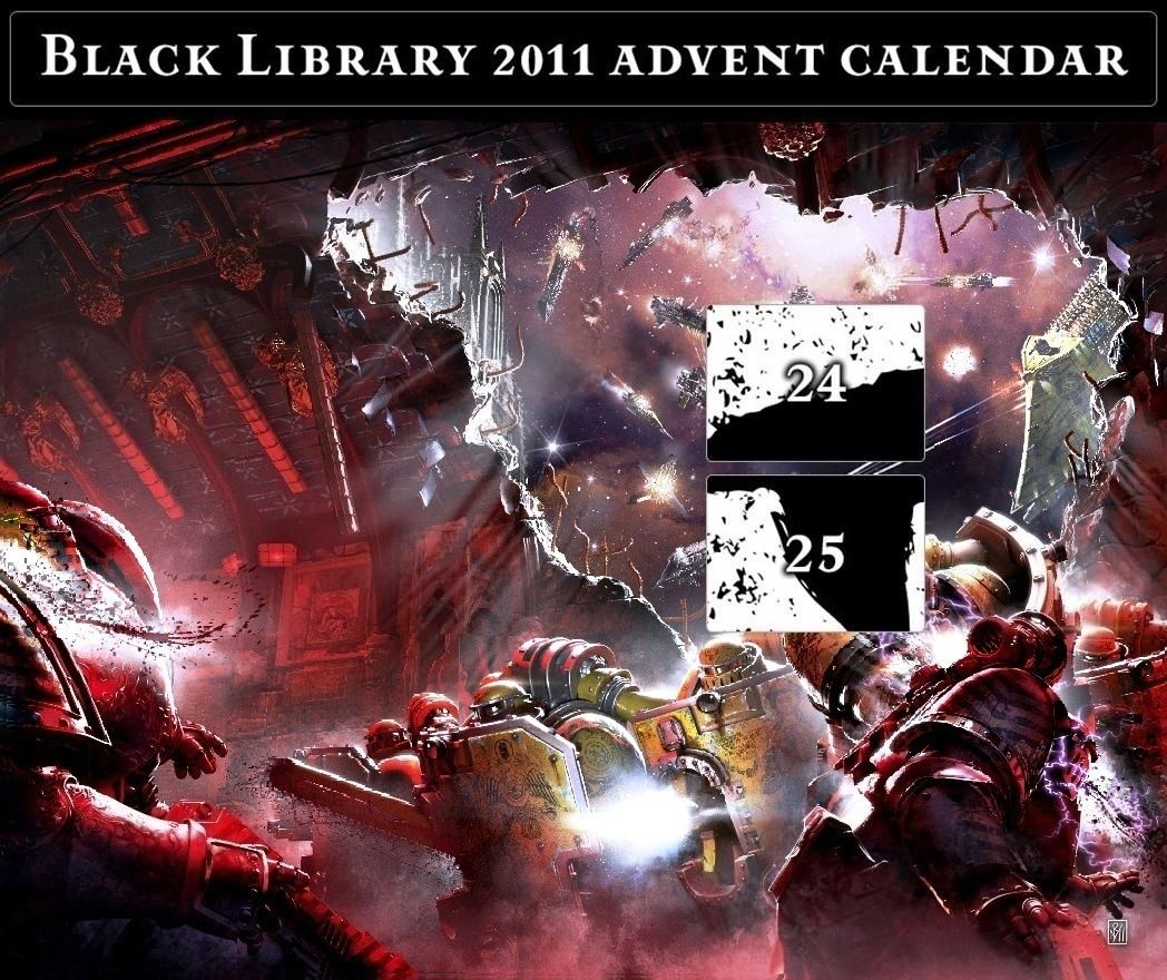 Black Library Advent Calendar 2011 - Page 9 Calend28