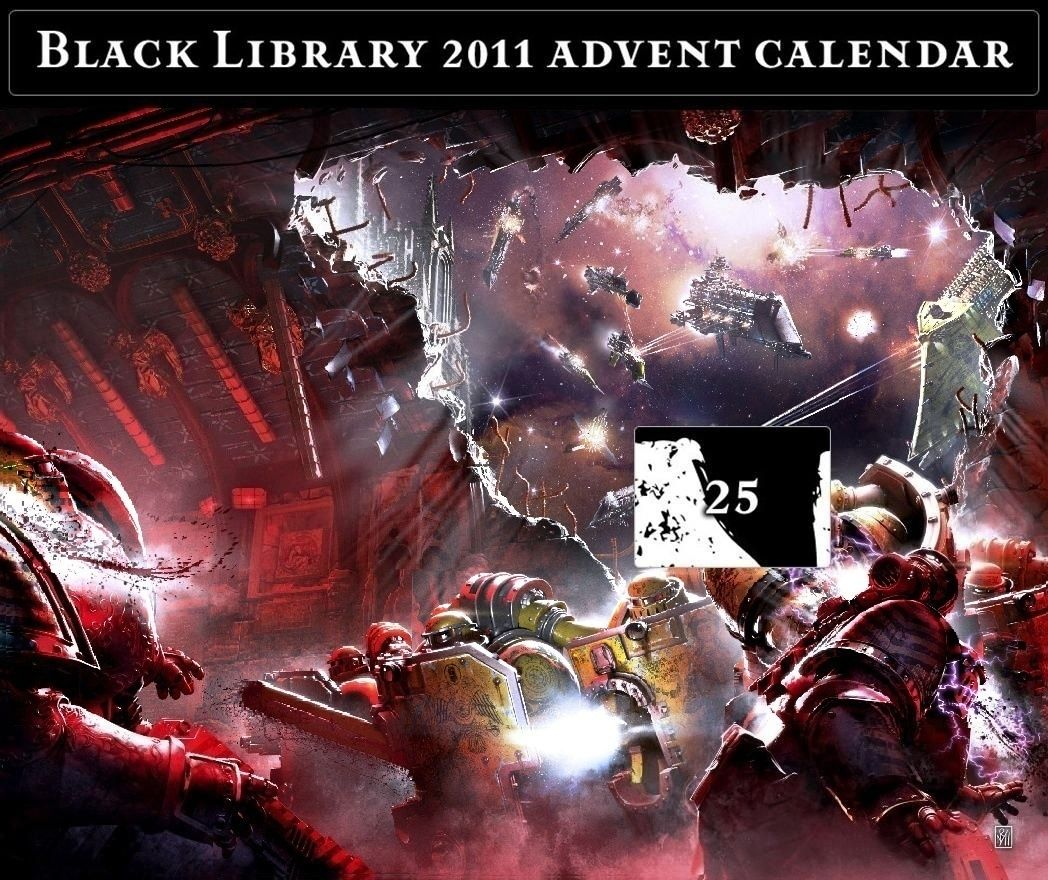 Black Library Advent Calendar 2011 - Page 9 Calend29