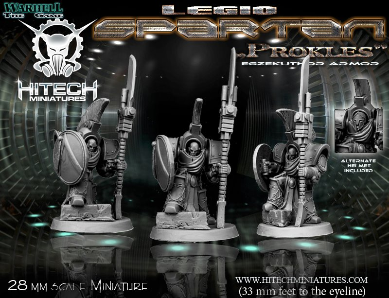 Hitech miniatures Custod11