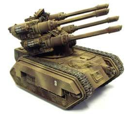 La 17ème panzer division de Vanaheim Hydra110