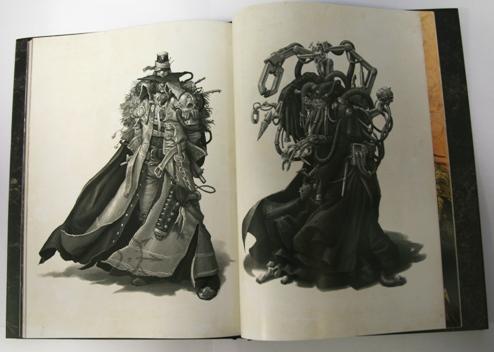 Les Artbooks sortis chez BLack Library La_vol12