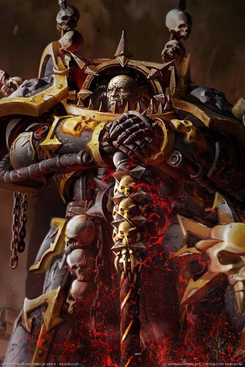 [W40K] Collection d'images : Space Marines du Chaos - Page 2 Seigne10