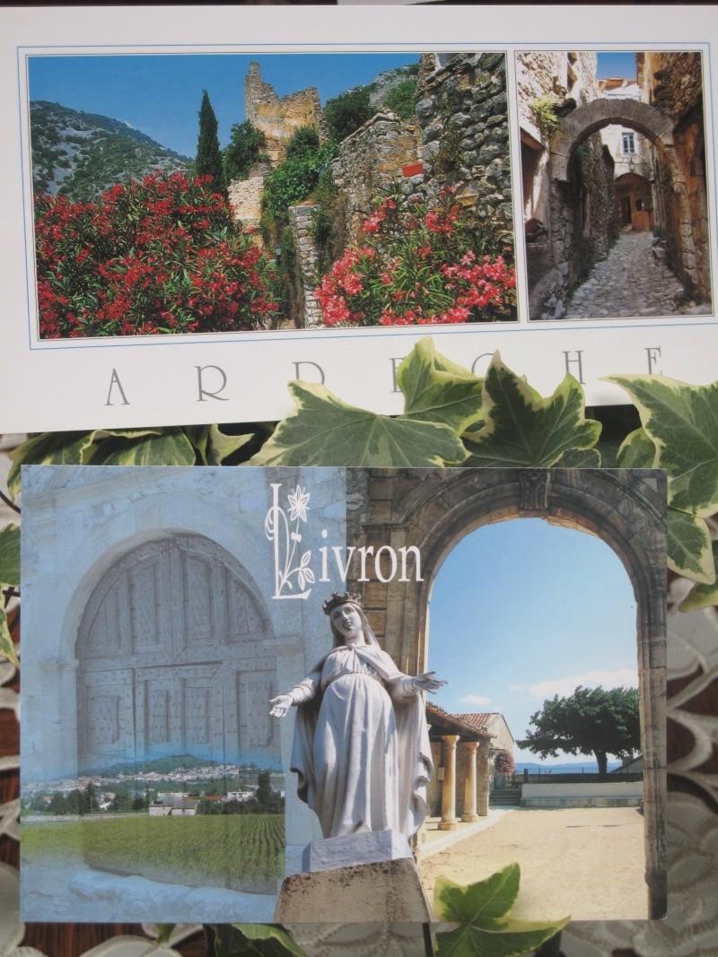 Echange de carte postale (écrire lool)  - Page 2 10082010