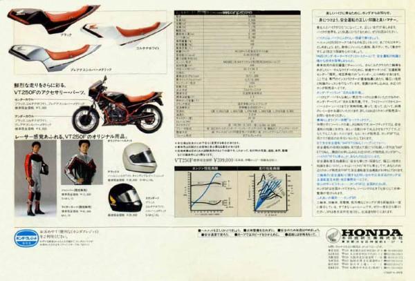 30º Aniversario del VT 250 Vt250f14