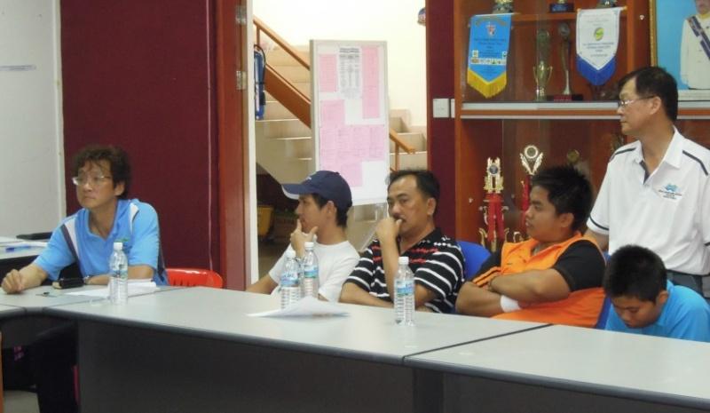 Sesi Seminar Kesihatan di Pesta Sukan Tahunan KSH JPS Sabah 1238