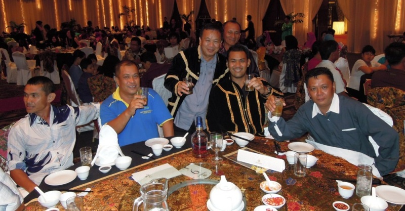 Unity In Diversity Through KSH JPS Sabah Dinner 2012 - Page 4 169