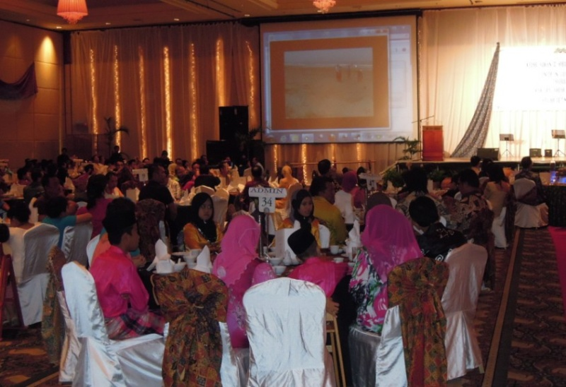 Unity In Diversity Through KSH JPS Sabah Dinner 2012 1719