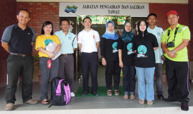 Sesi Seminar Kesihatan di Pesta Sukan Tahunan KSH JPS Sabah 1726