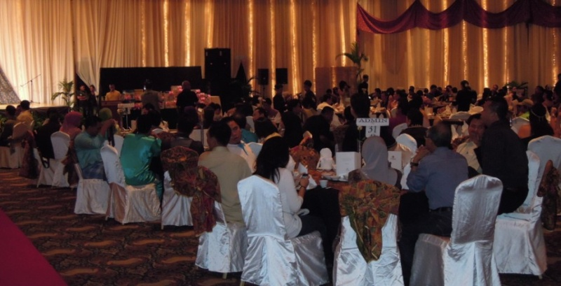 Unity In Diversity Through KSH JPS Sabah Dinner 2012 1818
