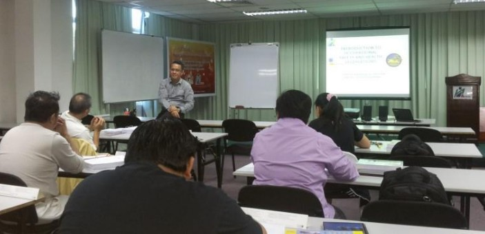SAFETY AND HEALTH OFFICER CERTIFICATE PROGRAMME (PART TIME) 22.09 - 09.12.2012, KOTA KINABALU SABAH 188