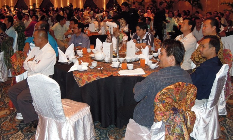 Unity In Diversity Through KSH JPS Sabah Dinner 2012 2115