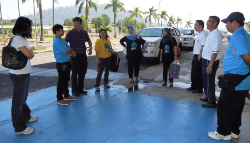 Sesi Seminar Kesihatan di Pesta Sukan Tahunan KSH JPS Sabah 261