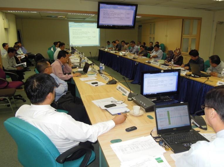 Mesyuarat Jawatankuasa Keselamatan dan Kesihatan Pekerjaan (JKKP) Bil 2/2012, JPS Sabah 336
