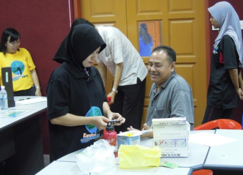 Sesi Seminar Kesihatan di Pesta Sukan Tahunan KSH JPS Sabah 356
