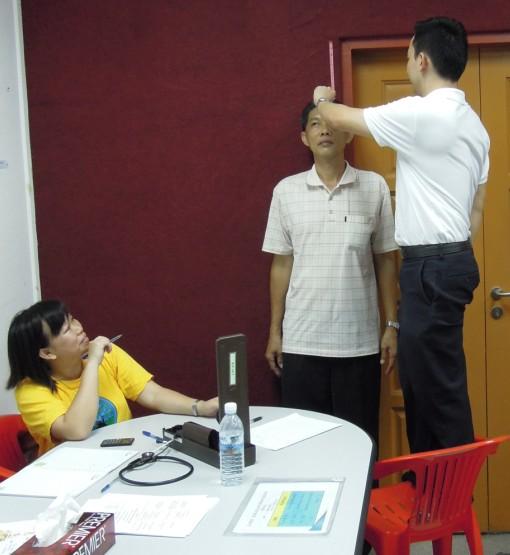 Sesi Seminar Kesihatan di Pesta Sukan Tahunan KSH JPS Sabah 459