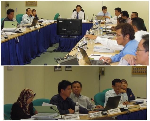 Mesyuarat Jawatankuasa Keselamatan dan Kesihatan Pekerjaan (JKKP) Bil 2/2012, JPS Sabah 730