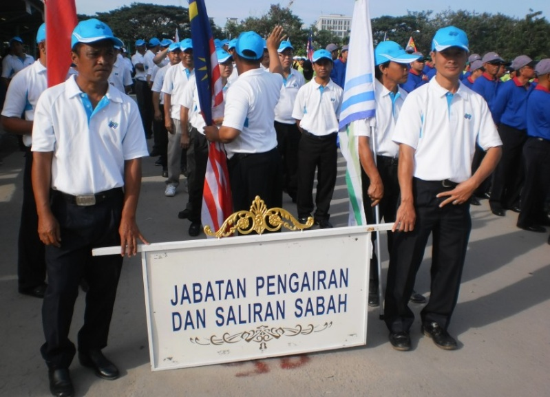 PERBARISAN HARI MELAYSIA 16.09.2011 JPS SABAH 810
