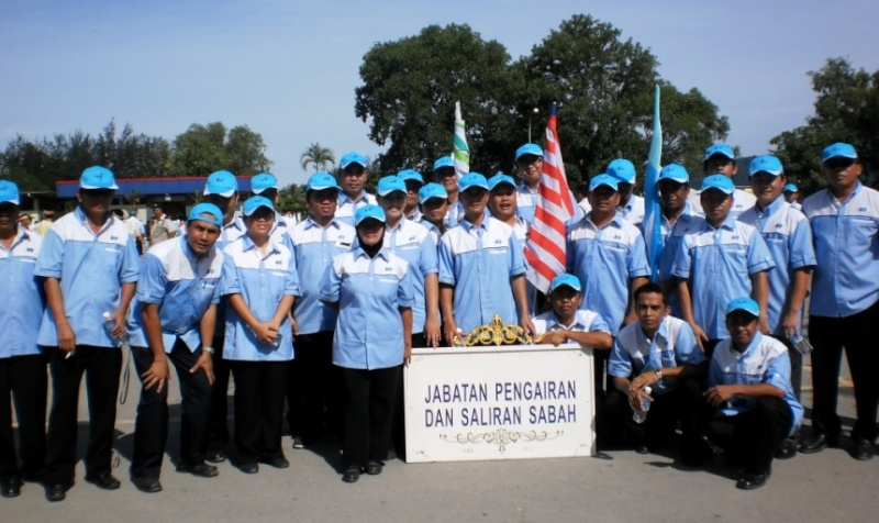 PERBARISAN HARI MELAYSIA 16.09.2011 JPS SABAH 910