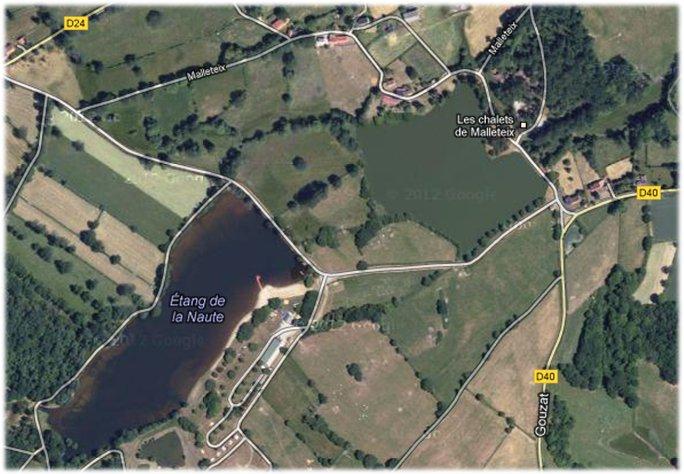 Creuse, le site des étangs de la Naute et Malleteix juillet 2012 Sattel10