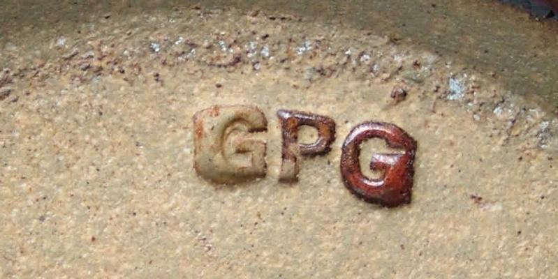 Graham Peter Glynn, Skipton - GG mark Mark_310