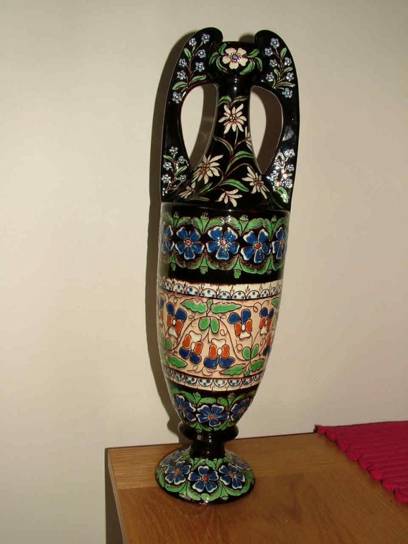 Johann Wanzenried, Thoune Pottery, Switzerland  Potter12