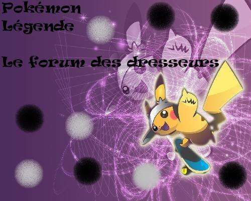 Pokémon Légende