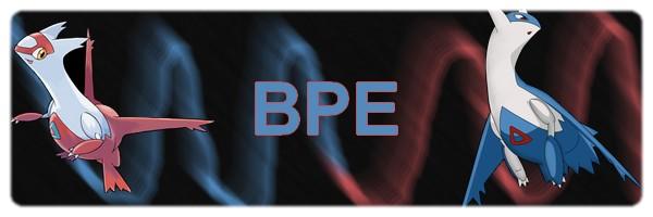 Triple distributions ce week-end! Bpe_110