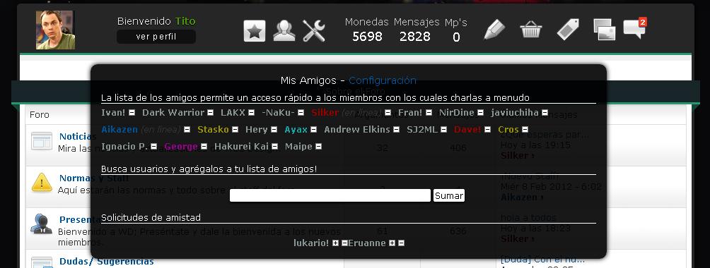 Web Design  Amigos13