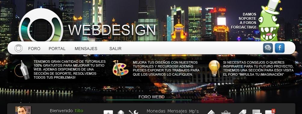 Web Design  Header12