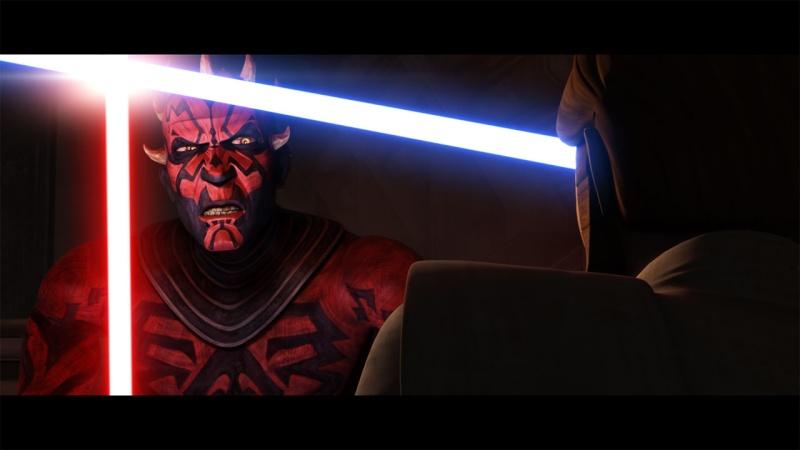 Screenshot de Clone en regardant Star Wars Clone Wars Maul_112