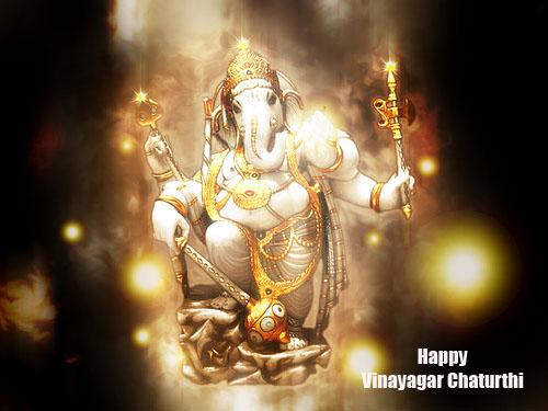 Happy Vinayagar sathurthi Ganesh12