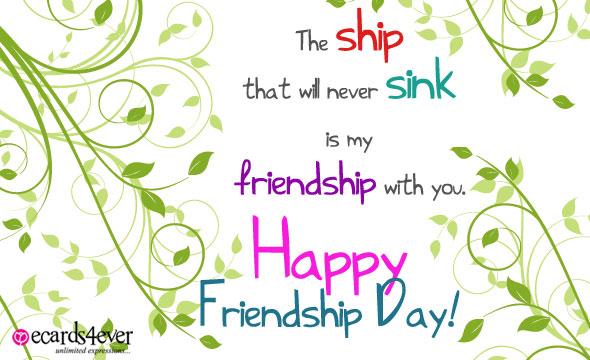 HAPPY FRIENDSHIP DAY  Happyf10