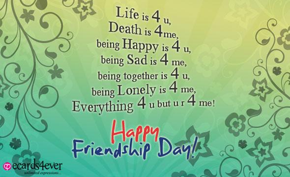 HAPPY FRIENDSHIP DAY  Happyf12