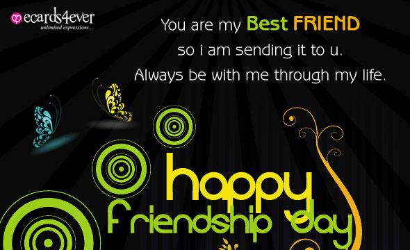 HAPPY FRIENDSHIP DAY  Happyf17