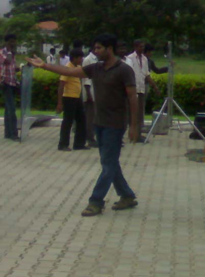 VEADI MOVIE SHOOTING IN SSN COLLEGE Untitl24