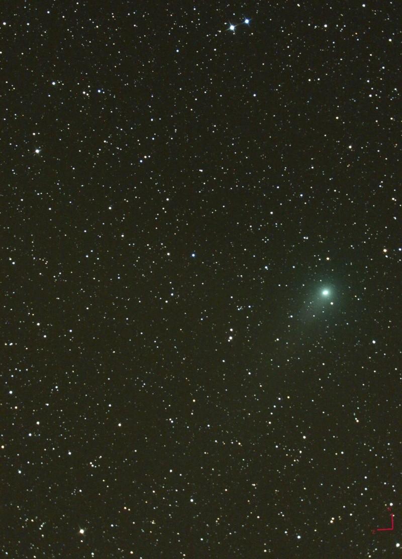 Comètes - Page 3 Garrad11