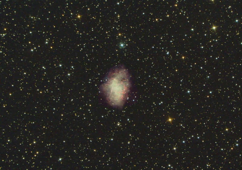 L'astrophoto des Raagso III M110
