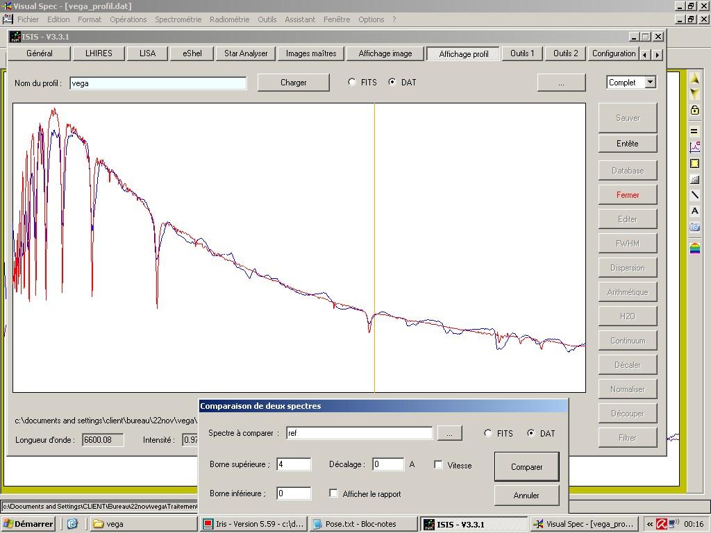 Premiers pas en Spectrographie  - Page 2 Vega_c11