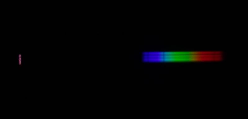 Premiers pas en Spectrographie  Vegaap10