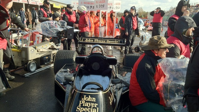 RUSH Hollywood scommette sulla F1 Lotus10