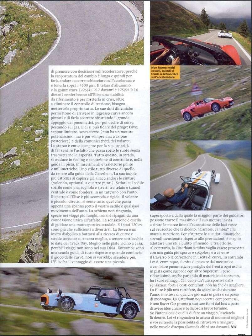 Articolo Top Gear - Prova Elise e Caterham Senza_10