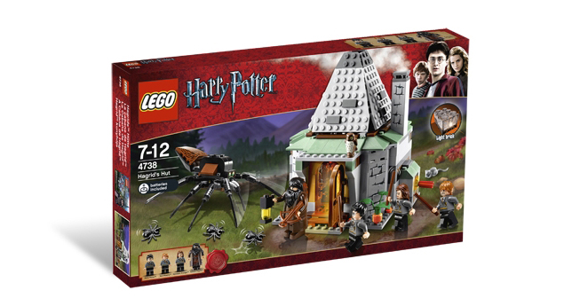 Jouets LEGO HP Pic44710