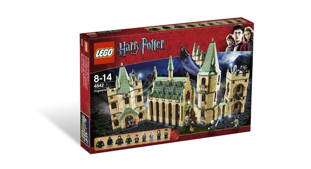 Jouets LEGO HP Picafb10