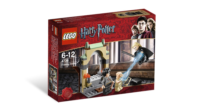 Jouets LEGO HP Picf7810