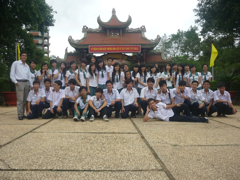 Class 12A1 Thăng Long High School