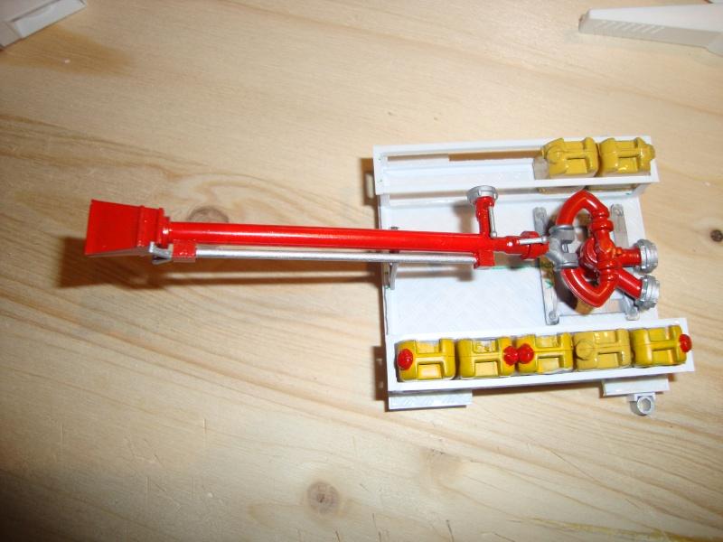 Schaum- Wasserwerferanhänger der FW Gummersberg Dsc02322