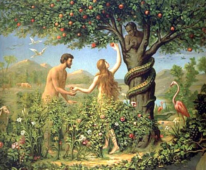 Le Jardin d'Éden est en réalité une École cosmique Arbre-10