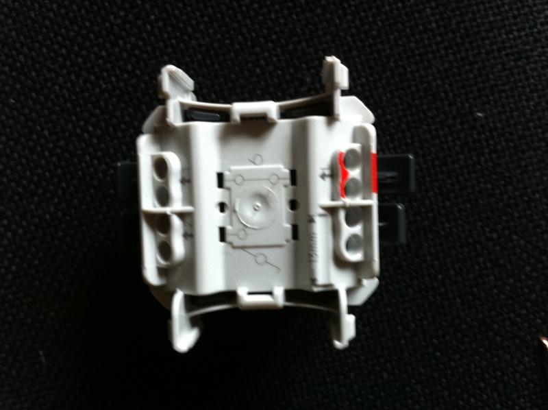 fabrication interrupteur pour talkback Photo-12