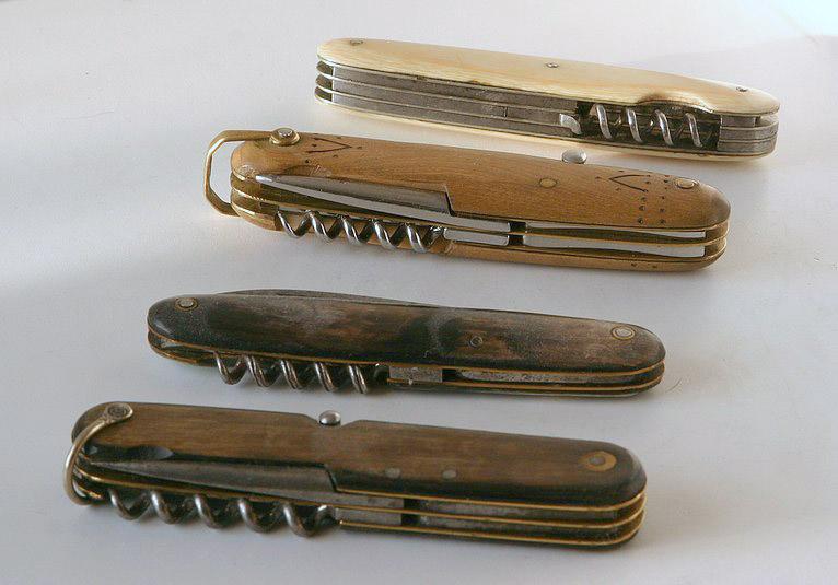 Le couteau Navette Nav_810