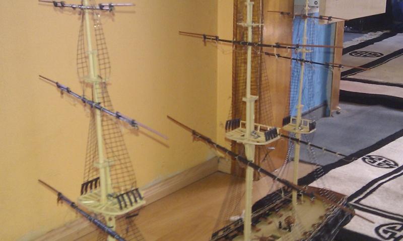 Baubericht USS Constitution von Revell in 1:96 - Seite 2 Bilder19